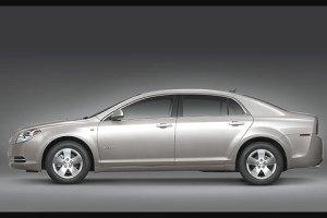 Chevrolet Malibu Hybrid